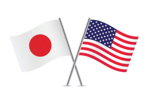 american_japanese_flags
